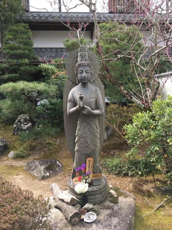 嵐山, 渡月橋, 天竜寺に行く(1)。