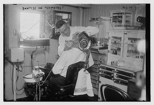 歯医者の違い
