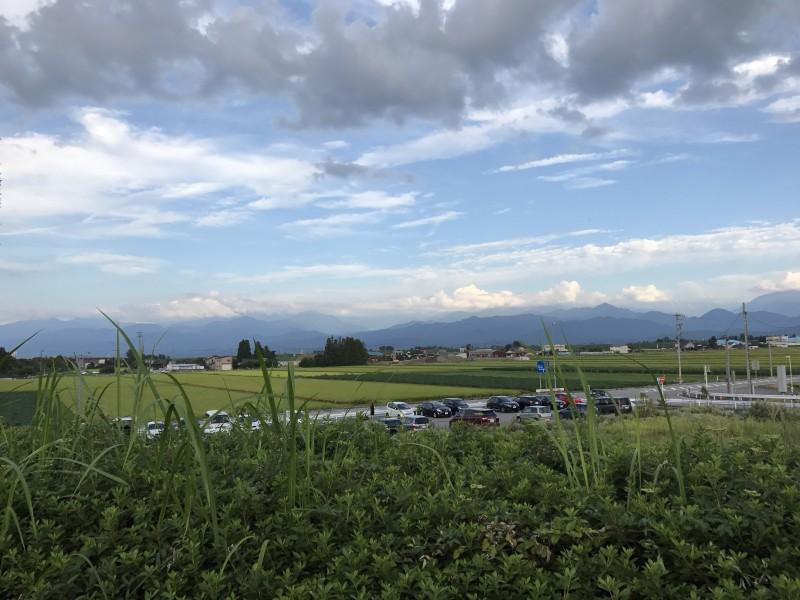 立山の先生のお宅を訪問した。