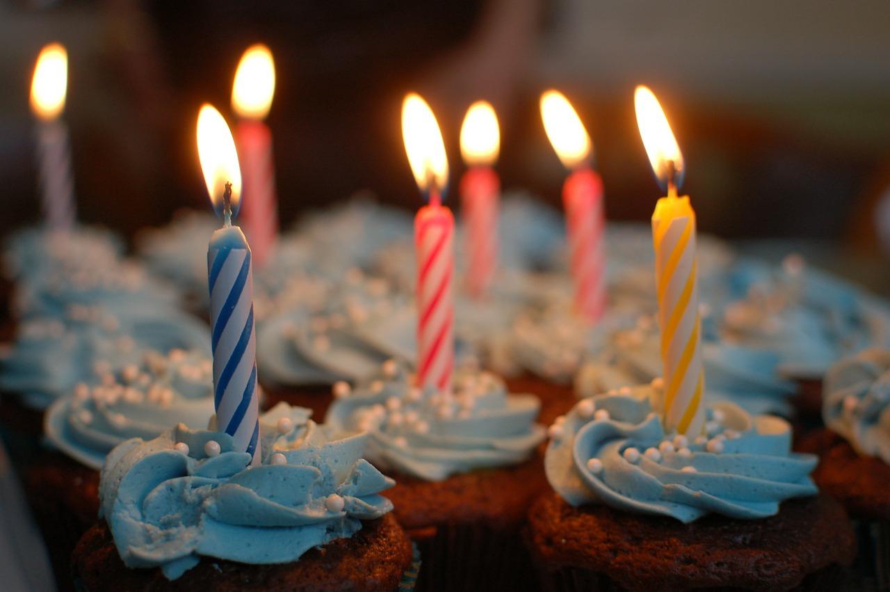 今日は私の誕生日である。