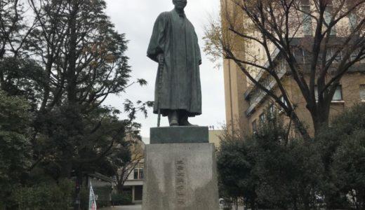 学会参加で早稲田大学に来ている。