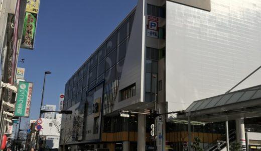 名鉄岐阜駅近くのLoft に行った。