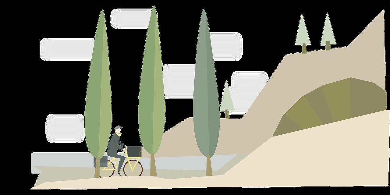 自転車で通勤すると