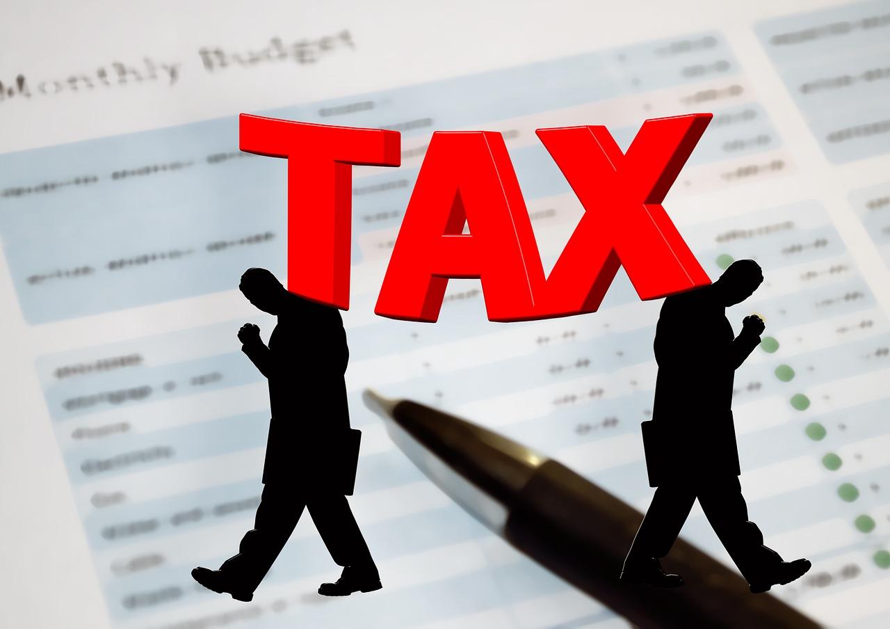 市民税の催告書が届いた。
